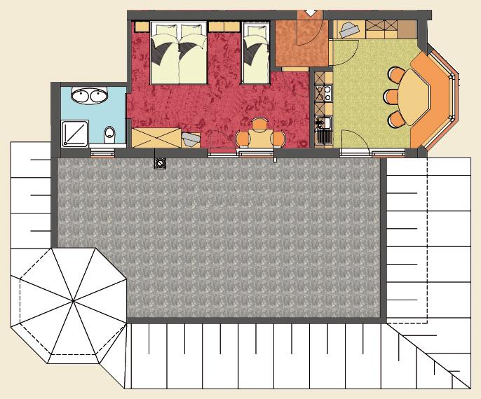 haus mahren zimmer und appartements urlaub in kappl appartements. Black Bedroom Furniture Sets. Home Design Ideas
